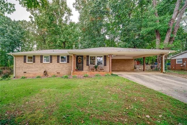 4161 Yeager Road, Douglasville, GA 30135 (MLS #6801368) :: Compass Georgia LLC