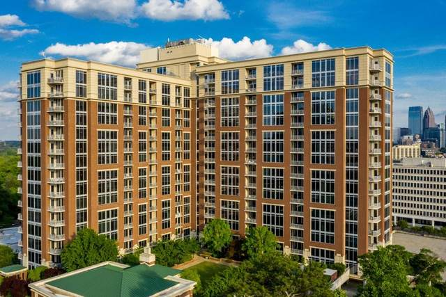 1820 Peachtree Street NW #1108, Atlanta, GA 30309 (MLS #6801372) :: Oliver & Associates Realty