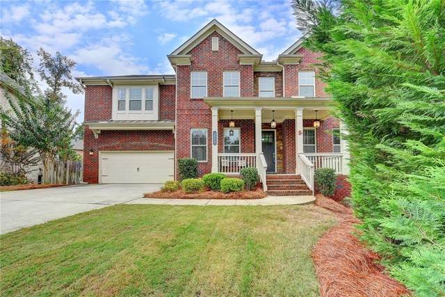 1330 Redbud Drive, Alpharetta, GA 30005 (MLS #6801377) :: The Cowan Connection Team