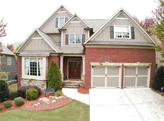 2011 Westwood Circle SE, Smyrna, GA 30080 (MLS #6801399) :: Charlie Ballard Real Estate