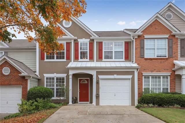 2849 Commonwealth Circle, Alpharetta, GA 30004 (MLS #6801420) :: Kennesaw Life Real Estate