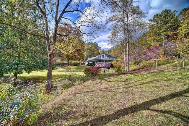 2788 Old Flat Branch Road, Ellijay, GA 30540 (MLS #6801427) :: Charlie Ballard Real Estate