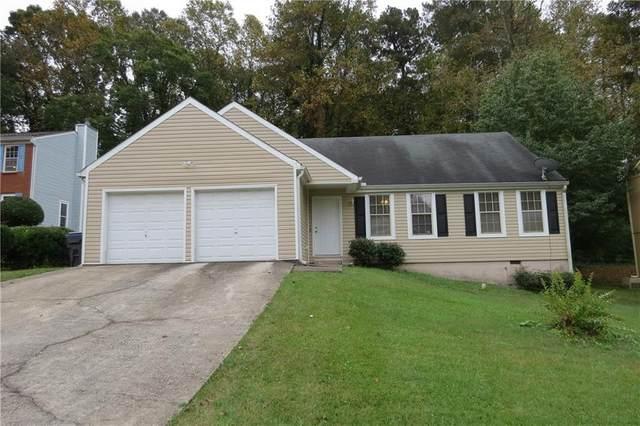 1448 Devon Mill Way, Austell, GA 30168 (MLS #6801430) :: Charlie Ballard Real Estate