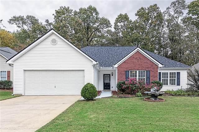 2580 Sea Turtle Lane, Grayson, GA 30017 (MLS #6801450) :: Tonda Booker Real Estate Sales