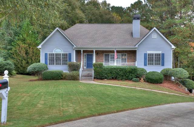 220 Sweetbriar Lane, Canton, GA 30115 (MLS #6801460) :: North Atlanta Home Team