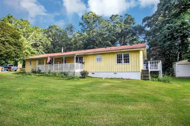2414 Old Alabama Road, Austell, GA 30168 (MLS #6801470) :: North Atlanta Home Team