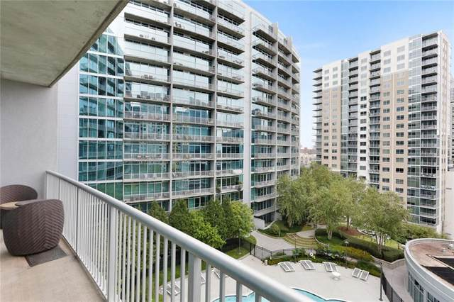 44 Peachtree Place NW #1134, Atlanta, GA 30309 (MLS #6801475) :: Oliver & Associates Realty