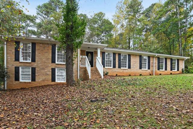4870 Millen Drive SE, Mableton, GA 30126 (MLS #6801486) :: Charlie Ballard Real Estate