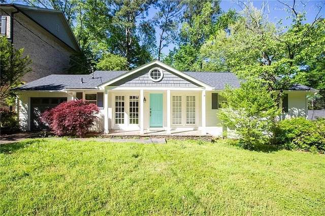 1767 Warren Court NW, Atlanta, GA 30318 (MLS #6801488) :: North Atlanta Home Team