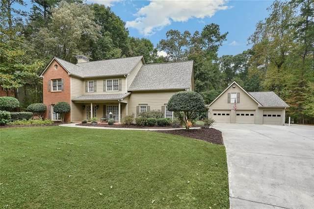 4195 Morningside Drive, Cumming, GA 30041 (MLS #6801508) :: RE/MAX Paramount Properties