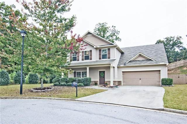 3395 Ivey Ridge Road, Buford, GA 30519 (MLS #6801564) :: MyKB Homes