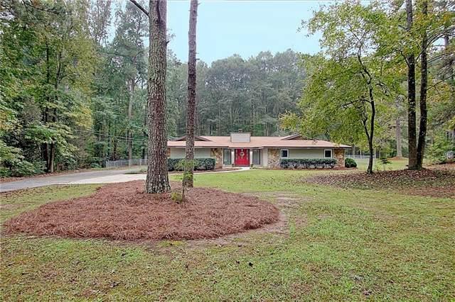 245 Julie Road, Tyrone, GA 30290 (MLS #6801582) :: North Atlanta Home Team