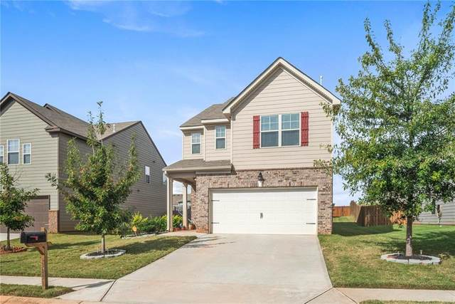 1389 Worcester Trail, Mcdonough, GA 30253 (MLS #6801589) :: North Atlanta Home Team