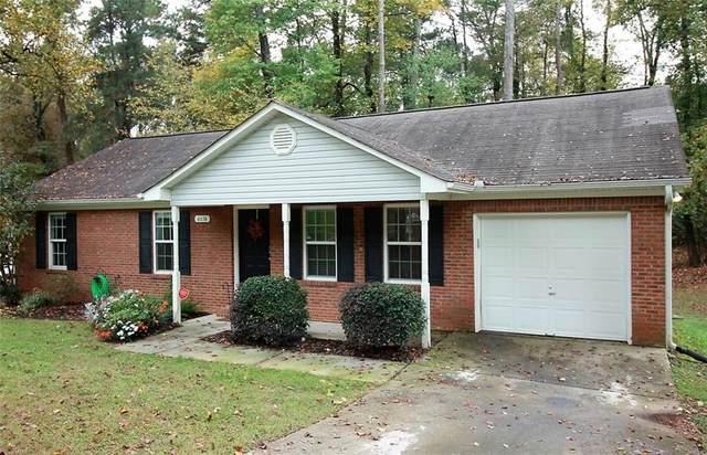 6038 Labama Drive SW, Mableton, GA 30126 (MLS #6801598) :: North Atlanta Home Team
