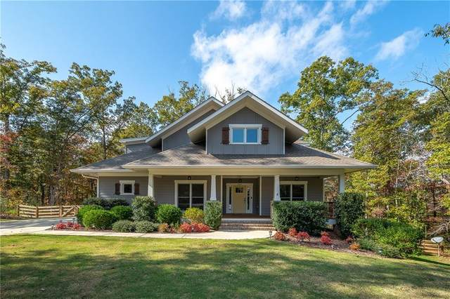 5025 Fountain Spring Drive, Gainesville, GA 30506 (MLS #6801666) :: Keller Williams