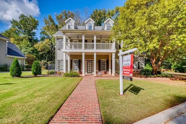 3434 Burdett Court, Avondale Estates, GA 30002 (MLS #6801696) :: North Atlanta Home Team