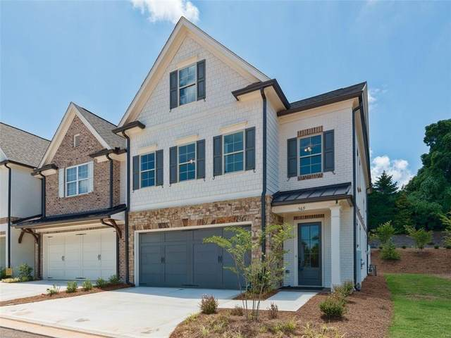 522 Springer Bend, Marietta, GA 30060 (MLS #6801718) :: Oliver & Associates Realty
