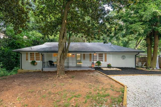 6215 Dodgen Road SW, Mableton, GA 30126 (MLS #6801729) :: The Realty Queen & Team