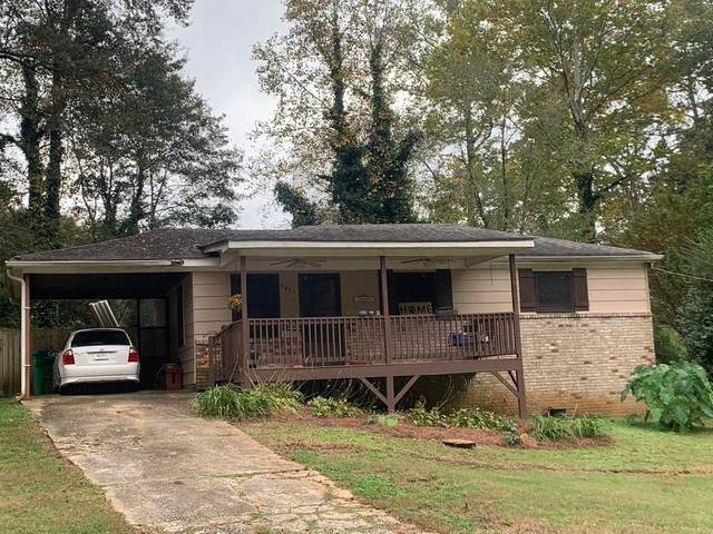 2025 Matt Drive, Austell, GA 30168 (MLS #6801735) :: Oliver & Associates Realty