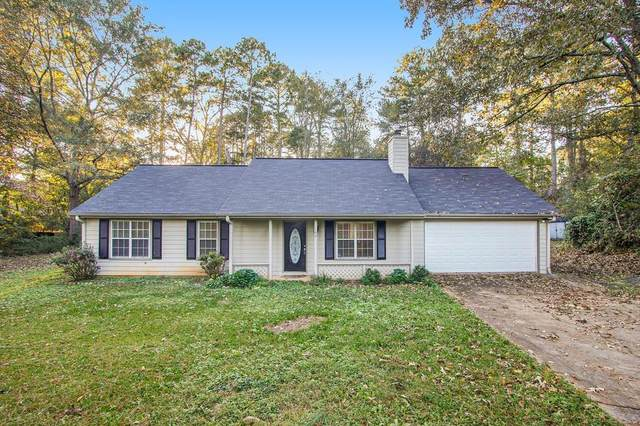 160 Thomas Trail, Covington, GA 30016 (MLS #6801737) :: The Zac Team @ RE/MAX Metro Atlanta