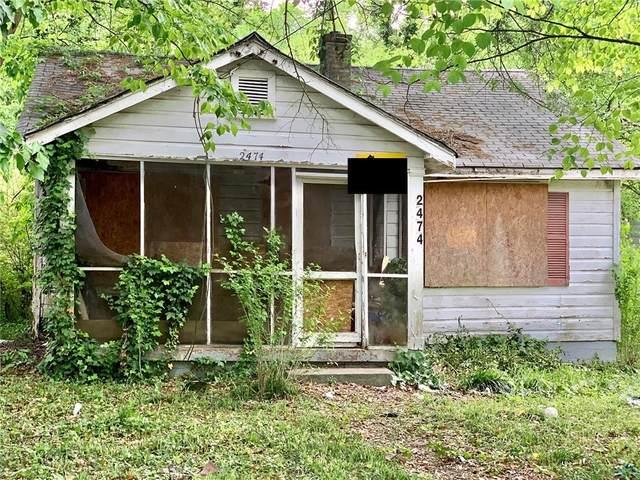 2474 Baker Road NW, Atlanta, GA 30318 (MLS #6801740) :: Tonda Booker Real Estate Sales