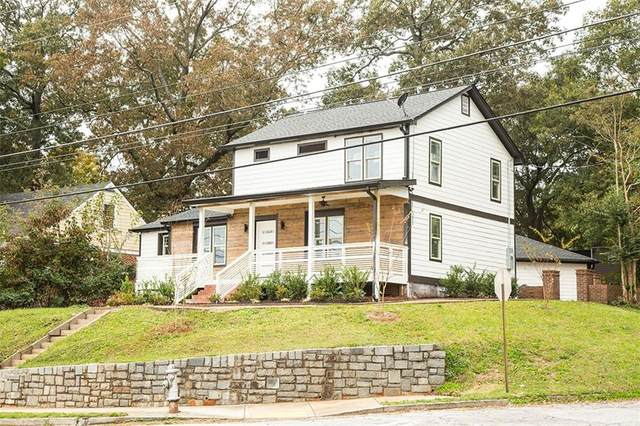 1629 Metropolitan Parkway SW, Atlanta, GA 30310 (MLS #6801759) :: North Atlanta Home Team