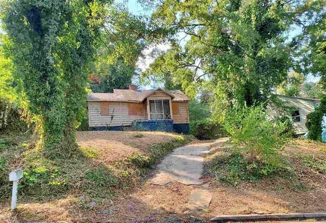244 Morris Brown Avenue NW, Atlanta, GA 30314 (MLS #6801763) :: Dillard and Company Realty Group