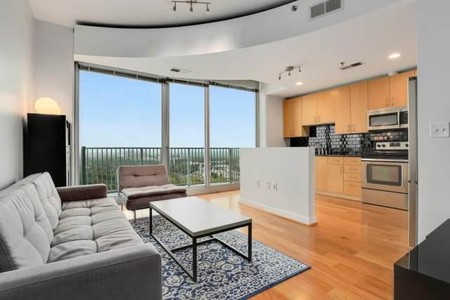 361 17th Street NW #2308, Atlanta, GA 30363 (MLS #6801764) :: 515 Life Real Estate Company