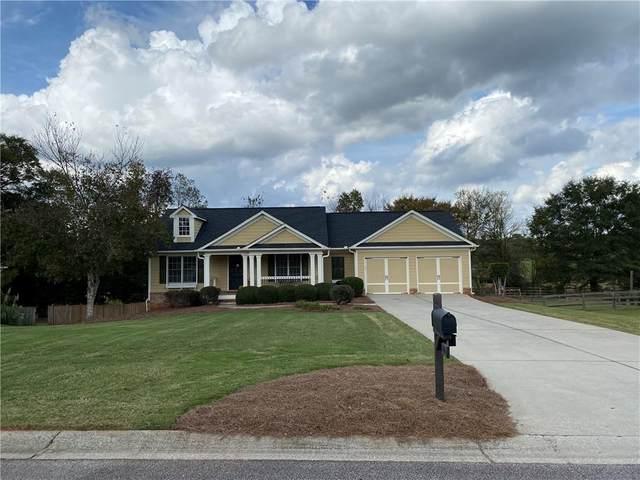 706 Arden Drive, Winder, GA 30680 (MLS #6801770) :: The Cowan Connection Team