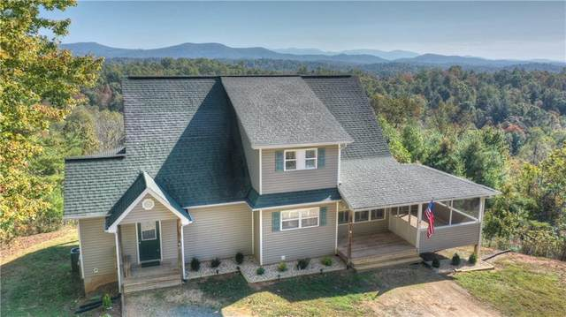23 Sam Hill Road, Ellijay, GA 30540 (MLS #6801772) :: Charlie Ballard Real Estate