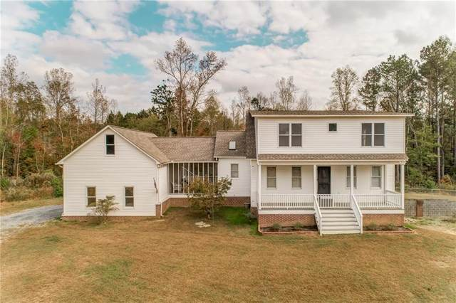 505 E Damascus Church Road SE, Ranger, GA 30734 (MLS #6801773) :: North Atlanta Home Team