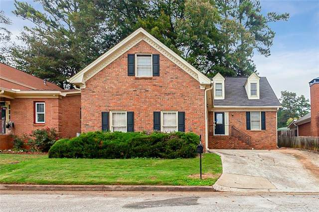 4460 Vineyard Place, Stone Mountain, GA 30083 (MLS #6801787) :: Path & Post Real Estate