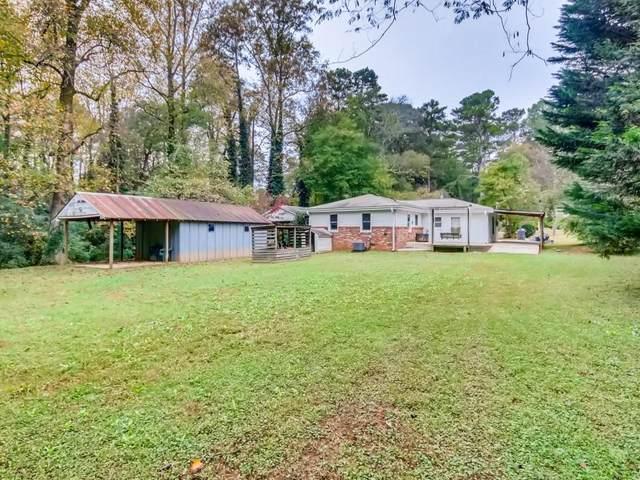 4494 Casco Lane NW, Lilburn, GA 30047 (MLS #6801788) :: Charlie Ballard Real Estate