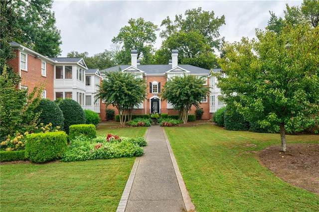 115 Peachtree Memorial Drive B2, Atlanta, GA 30309 (MLS #6801829) :: Team RRP | Keller Knapp, Inc.