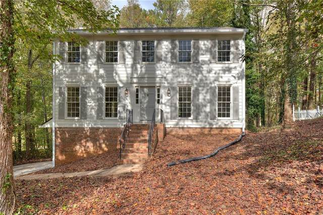 1018 Knotts Pointe Drive, Woodstock, GA 30188 (MLS #6801837) :: Charlie Ballard Real Estate