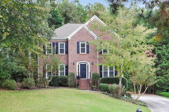 4864 Nellrose Drive NW, Kennesaw, GA 30152 (MLS #6801839) :: North Atlanta Home Team