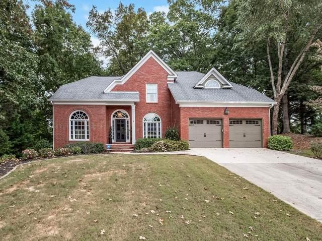 5845 The Twelfth Fairway, Suwanee, GA 30024 (MLS #6801850) :: North Atlanta Home Team