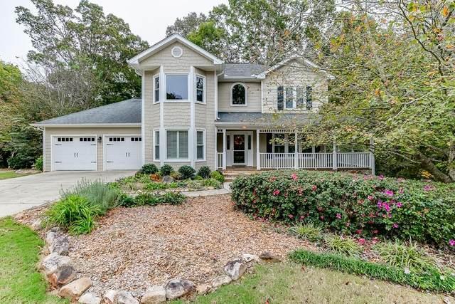 6655 Lake Run Drive, Flowery Branch, GA 30542 (MLS #6801863) :: Lakeshore Real Estate Inc.