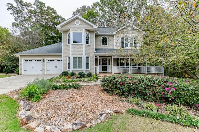 6655 Lake Run Drive, Flowery Branch, GA 30542 (MLS #6801863) :: North Atlanta Home Team