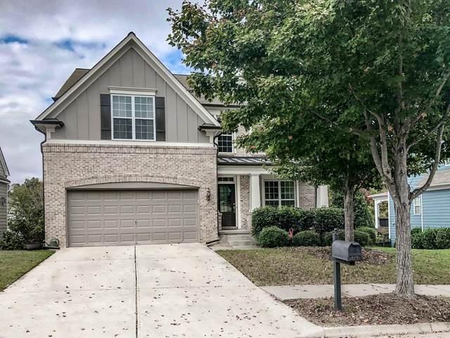 129 Brockdale Pass, Canton, GA 30115 (MLS #6801867) :: Tonda Booker Real Estate Sales