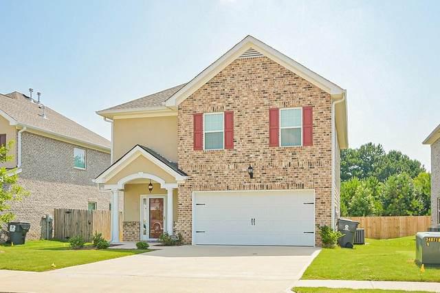 528 Sprayberry Drive, Stockbridge, GA 30281 (MLS #6801907) :: Dillard and Company Realty Group