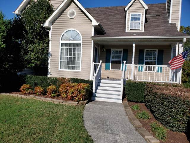 138 Bent Creek Drive, Dallas, GA 30157 (MLS #6801927) :: The Residence Experts