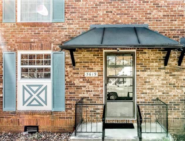 5619 Kingsport Drive #9, Atlanta, GA 30342 (MLS #6801932) :: Oliver & Associates Realty