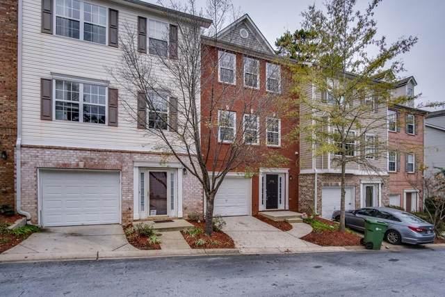 778 Celeste Lane SW, Atlanta, GA 30331 (MLS #6801933) :: North Atlanta Home Team