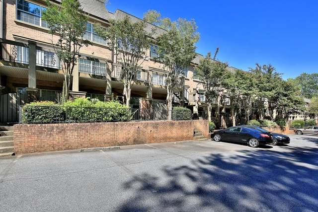 6980 Roswell Road E11, Sandy Springs, GA 30328 (MLS #6801944) :: 515 Life Real Estate Company