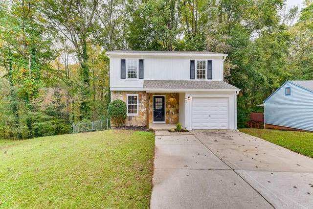 1643 Pecan Log Place, Austell, GA 30168 (MLS #6801948) :: Charlie Ballard Real Estate