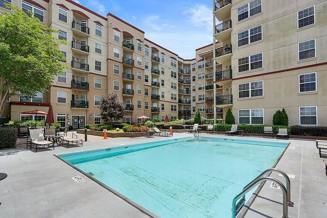 230 E Ponce De Leon Avenue #428, Decatur, GA 30030 (MLS #6801952) :: The Heyl Group at Keller Williams