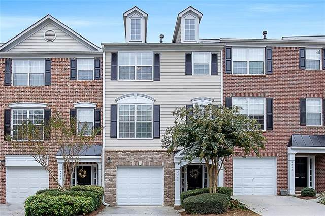 3544 Chattahoochee Summit Lane SE #28, Atlanta, GA 30339 (MLS #6801955) :: North Atlanta Home Team