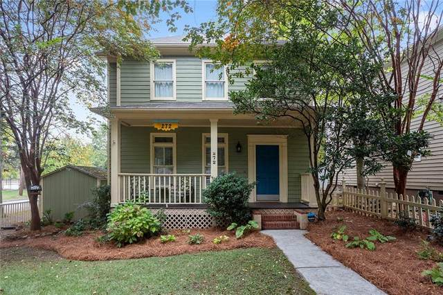 272 Cherokee Place SE, Atlanta, GA 30312 (MLS #6801960) :: North Atlanta Home Team