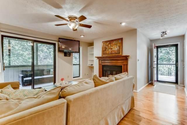 1308 Woodcliff Drive #1308, Sandy Springs, GA 30350 (MLS #6801985) :: Compass Georgia LLC